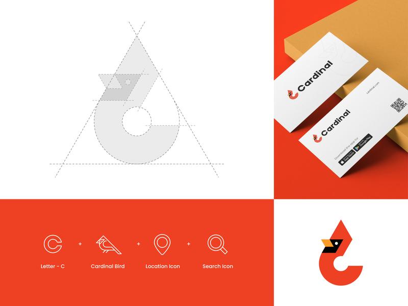 Bird Logo typography logo branding illustration