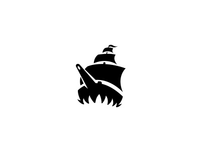 Frying Sailpan fire cooking pan frying pirate sea ocean sail ship boat sailing