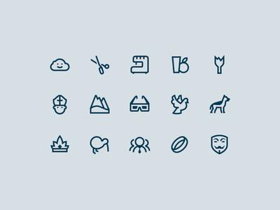 More Windows 10 Icons