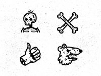 Spooky Tale icons