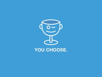 You Choose Logo