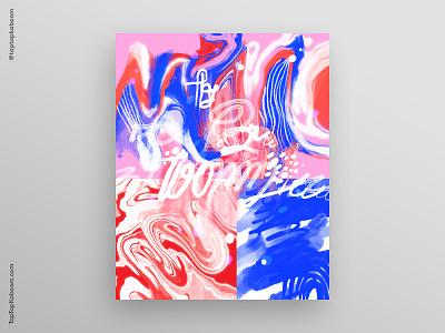 28 September 2020 illustration art abstract illustration abstract art abstract poster poster design procreate illustration
