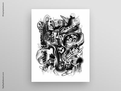 27 October 2020 poster design poster illustration graphic design doodle digitalart abstract illustration