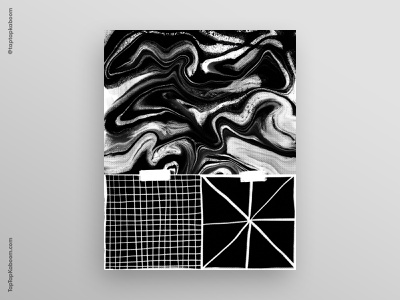 11 October 2020 No. 2 poster design poster abstract illustration abstract illustrations graphic design digital art procreate halftone