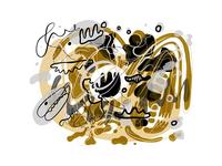Royal Doodle