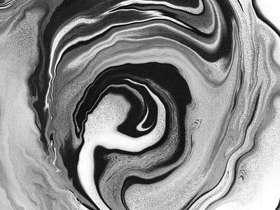 Form 2/Whirlpool procreate marbling illustrator digital marbling digital art abstract art abstract