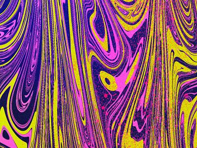 Plallow psychedelic lumo ipadproart ipadart ipad procreate painting marbling illustrator digital pour digital painting digital marbling art
