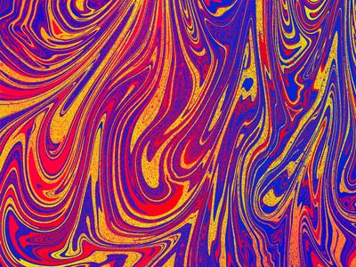 Liquid Time (closeup)