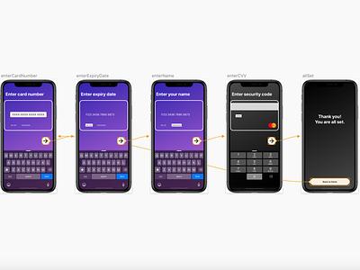 #12 Credit Card Checkout UI ux app design appconcept uidesign uxdesign ui