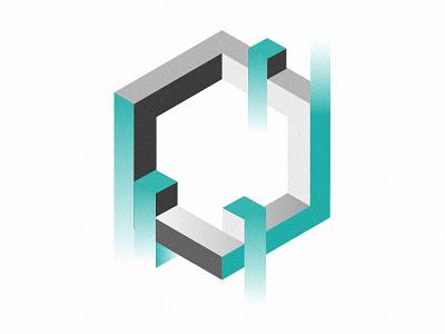 Geometric 03 shape iso geometric