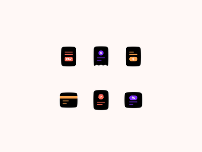 Bold Icons dark icons filled icons icons bold icons icon set icon design iconography icon
