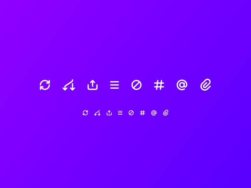 Line Icons ui stackla icons line icons icon design iconography icon set icon