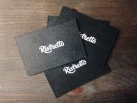 Ristretto Cards