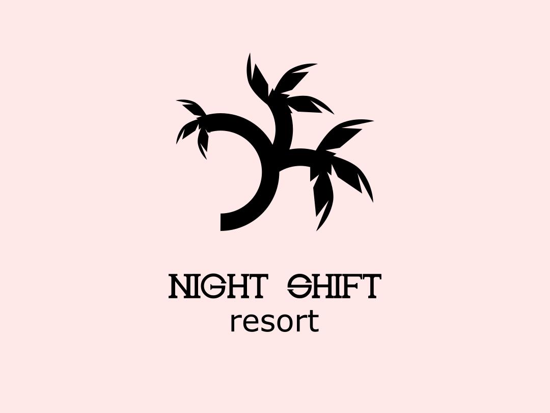 NIGHT SHIFT creative design logo a day logos logo mark logo designs logo design business gimp inkscape graphicdesgn logodesign logo logodesigner graphic  design