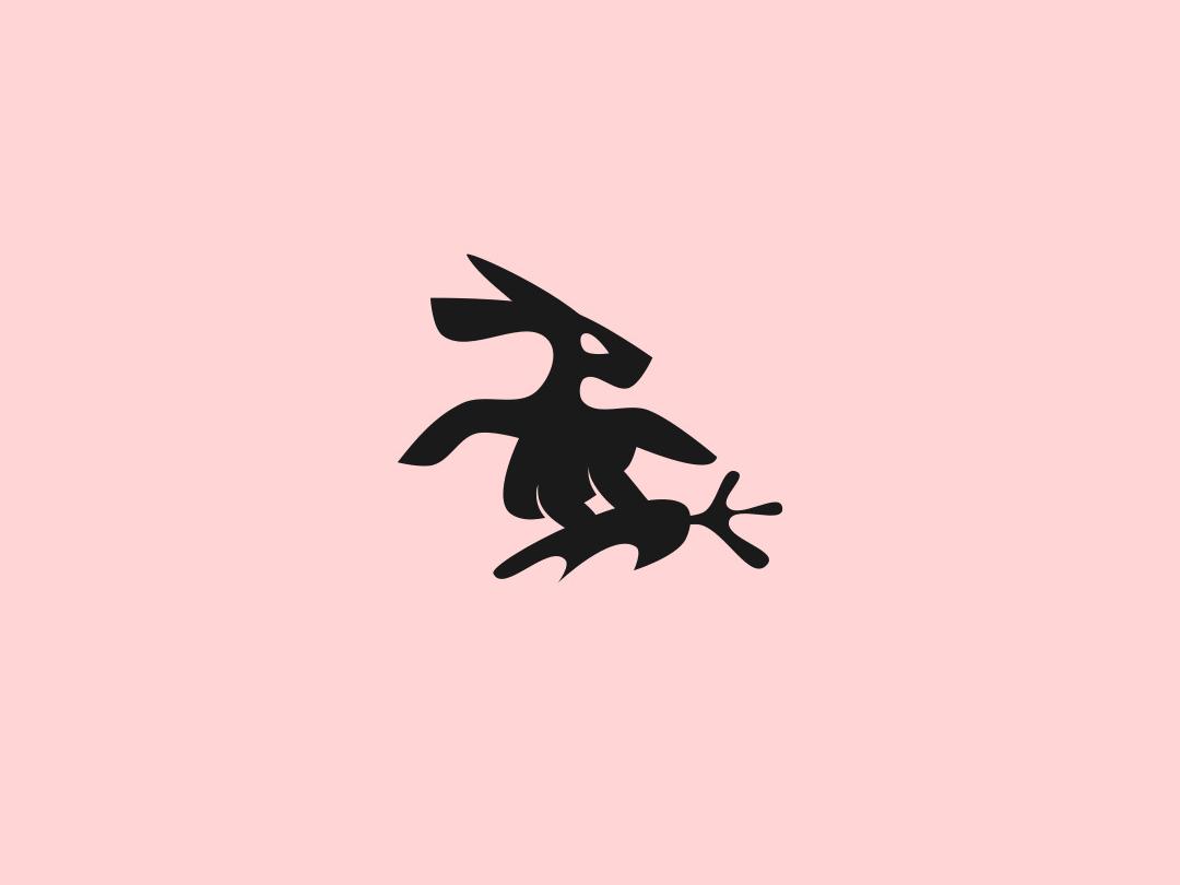 bad bunny drawings drawingart logos logo mark art logo branding rabbit rabbit logo bunny adobe ilustrator logo designer vector gimp inkscape illustration logo design logodesigner graphicdesgn graphic  design