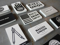 Makers Union Biznus Cards