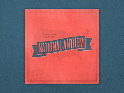 National Anthem designersmx designers mx