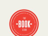 Thebookclubsticker