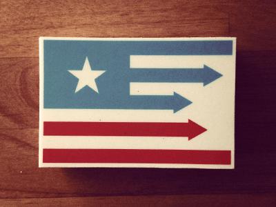 Merica Stickers merica america flag stickers