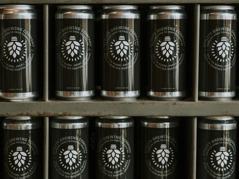 Crowlers packaging beer branding logo crowler beer