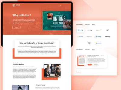 UWUA - Union Web Pages