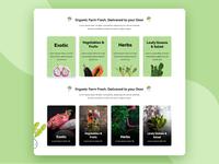Organic Farm - Categories