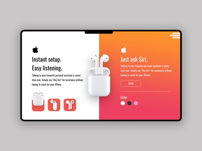 Airpods 2 View