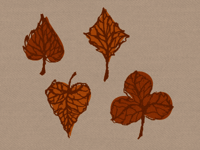 Leaf suits