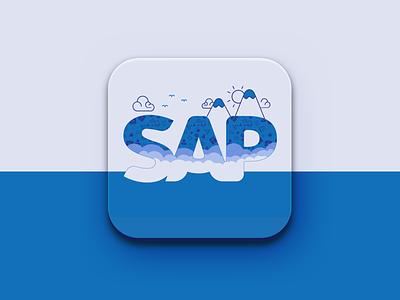 SAP Icon For IOS icons iconography sap icon