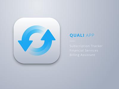 QUALI | Mint meets NerdWallet  🙌🏼  tracker b2b quali app recurring payments subscription billing finance