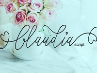 Glaudia Script
