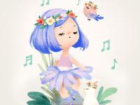 Dancing Fairy Princess