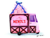 Mendl's Truck