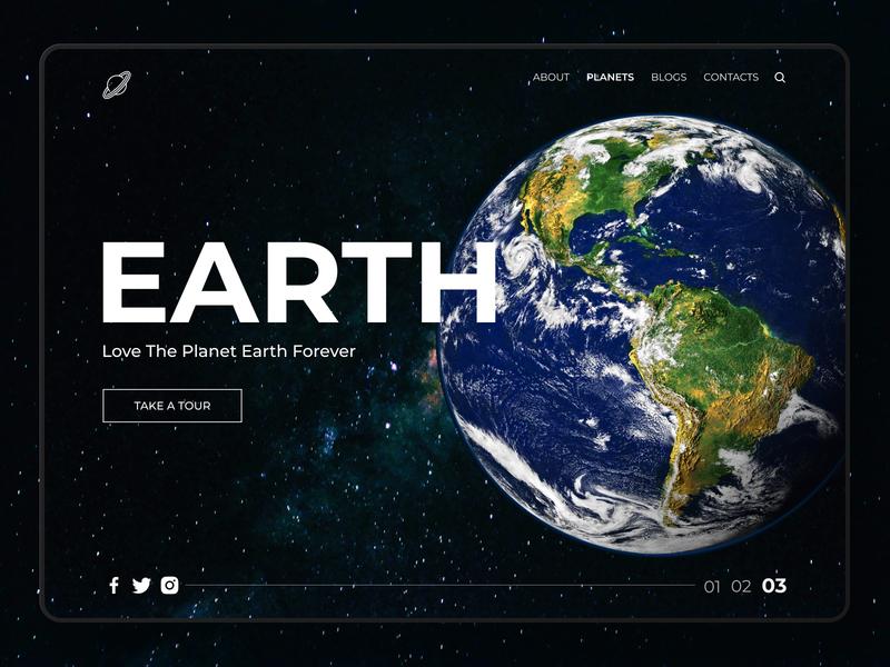 Planet Earth 🌎