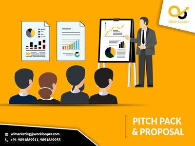 Pitch Pack And Proposal Services