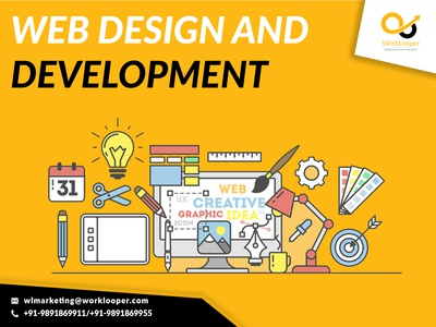 Web Design And Development Company In Delhi