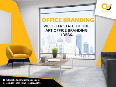 Corporate Office Branding