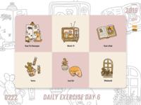 日常插画练习day6