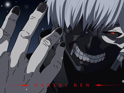 Kaneki Ken(金木研)掰手指 snapping fingers 金木研 东京喰种 tokyo grey masks male sketch