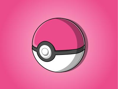 Go dribbble Pokemon