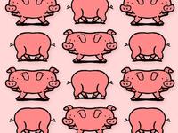 Piggs pattern