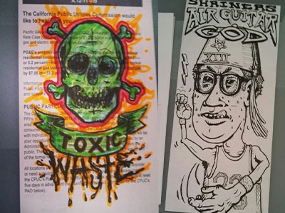 toxic waltz air guitar shriners air jordan toxic waste skull