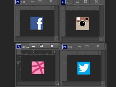 social media icons social media icon