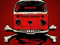 Skullbus & Crossbones