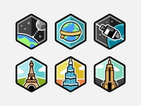 Unique Badges - 1