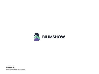 BILIMSHOW bookshop bilim show education logodesign logo knowledge