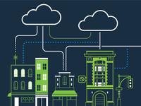 Cloud Computing - Illustration A