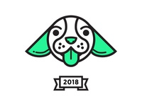 2018 Year Of The Dog - A