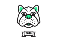 2018 Year Of The Dog - C