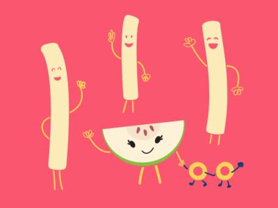 Snack Doodles